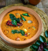Kerala style onion curry (Ulli theeyal)