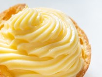 Lemon pastry cream