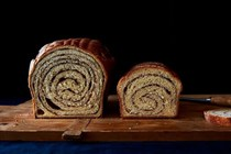Maida Heatter's mile-high cinnamon swirl bread