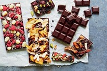 Make your own chocolate bars