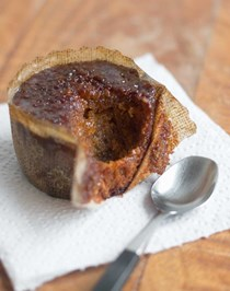 Malva pudding cakes