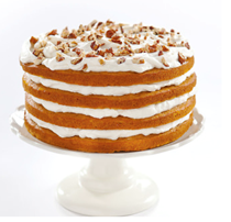Maple pumpkin stack cake