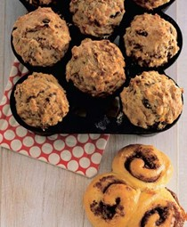 Maple spice muffins