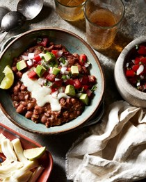 Mexican pinto beans