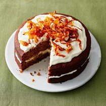 'Mum's' easy carrot cake
