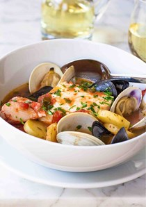 New England cioppino