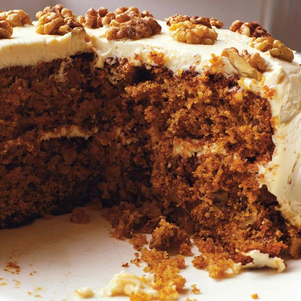 Nigel Slater Carrot Cake Recipe