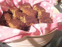 Nigella blondies