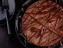 NIgella Lawson's chocolate cheesecake