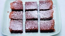 Nigella Lawson's Nutella brownies