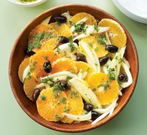 Orange salad (Insalata di arance)
