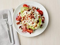 Outback-style blue cheese wedge salad