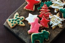 Pepper cookies (Pepparkakor)