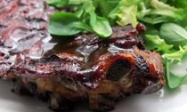 Perfect barbecue ribs