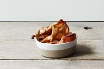 Pig's ear dog treats
