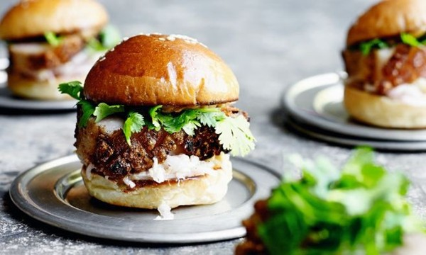 Recipe for pork belly sliders - Food fighter