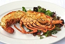 Rocklobster Thermidor