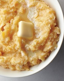 Rutabaga-and-apple mash