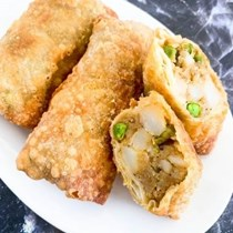 Samosa egg roll