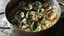 Sardinian couscous with clams