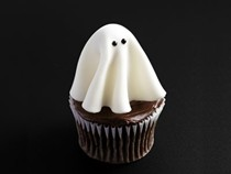 Scary-good cupcakes