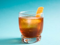 Scotch and Cynar cocktail - Drunk uncle
