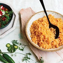 Spanish rice [Lorena Herrara]