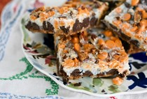Speculoos butterscotch 7-layer bars