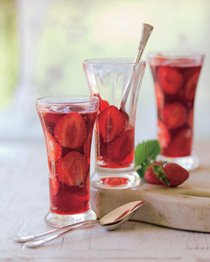 Strawberries 'n' jelly