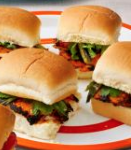Tandoori Chicken Sliders Recipe Eat Your Books