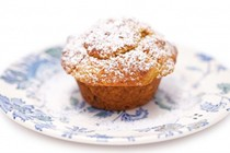 Tangy orange muffins