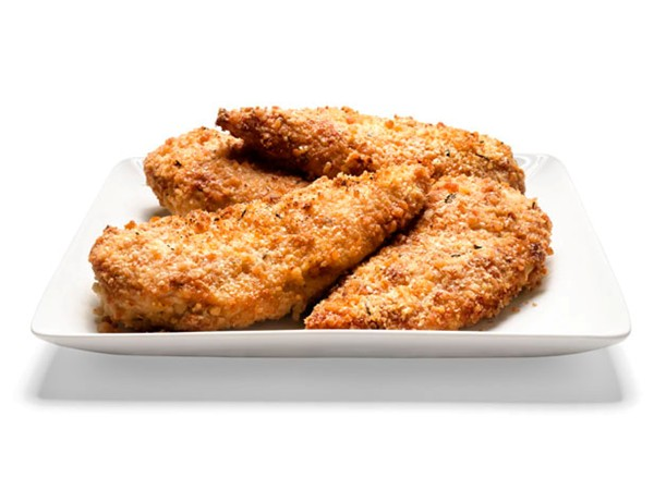 Food Network Baked Chicken Breasts With Parmesan Crust