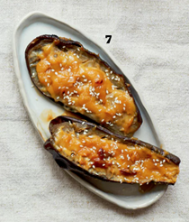 Ten ideas for quick veg dishes 7: aubergine