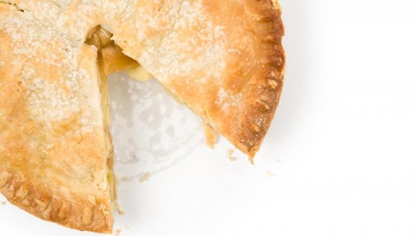 The best all-American apple pie