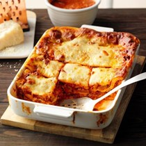 The best ever lasagne