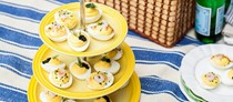 The essential deviled egg