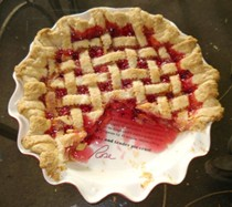 The ultimate cherry pie