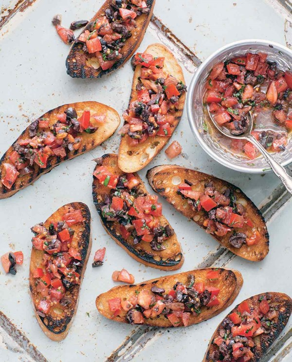 Bruschetta Recipe America S Test Kitchen
