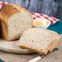 Yeasted kefir bread